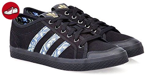 new arrival 92d43 3ea3c Adidas Honey Low Basketball Mode Damen Schwarz - 38 23 EU - Adidas sneaker