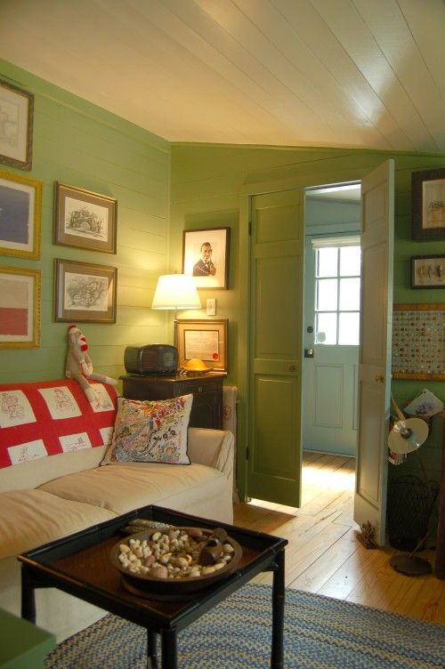 land of liberty paint - benjamin moore 440...love this green | For ...
