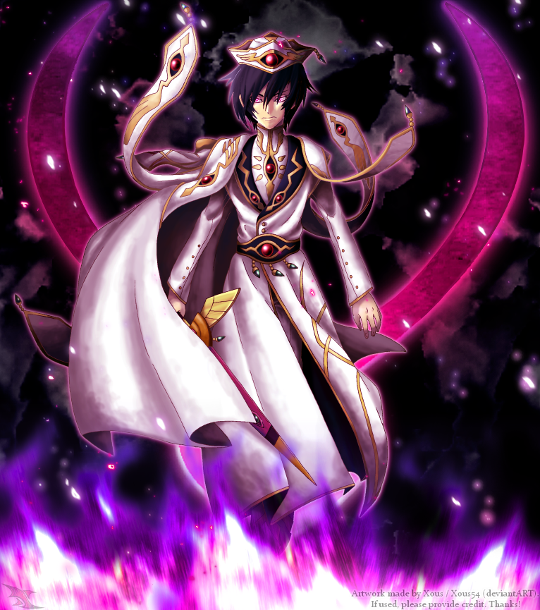 Lelouch LamperougeZero images lelouch vi Britannia fond décran and