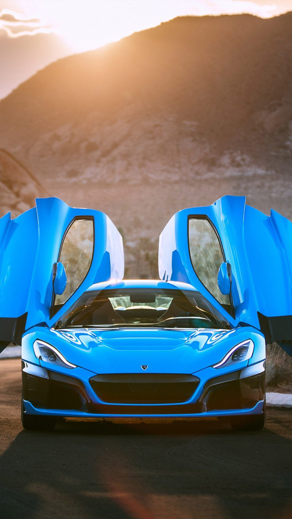 Rimac C Two California Edition Car Wallpapers Cars Super Cars