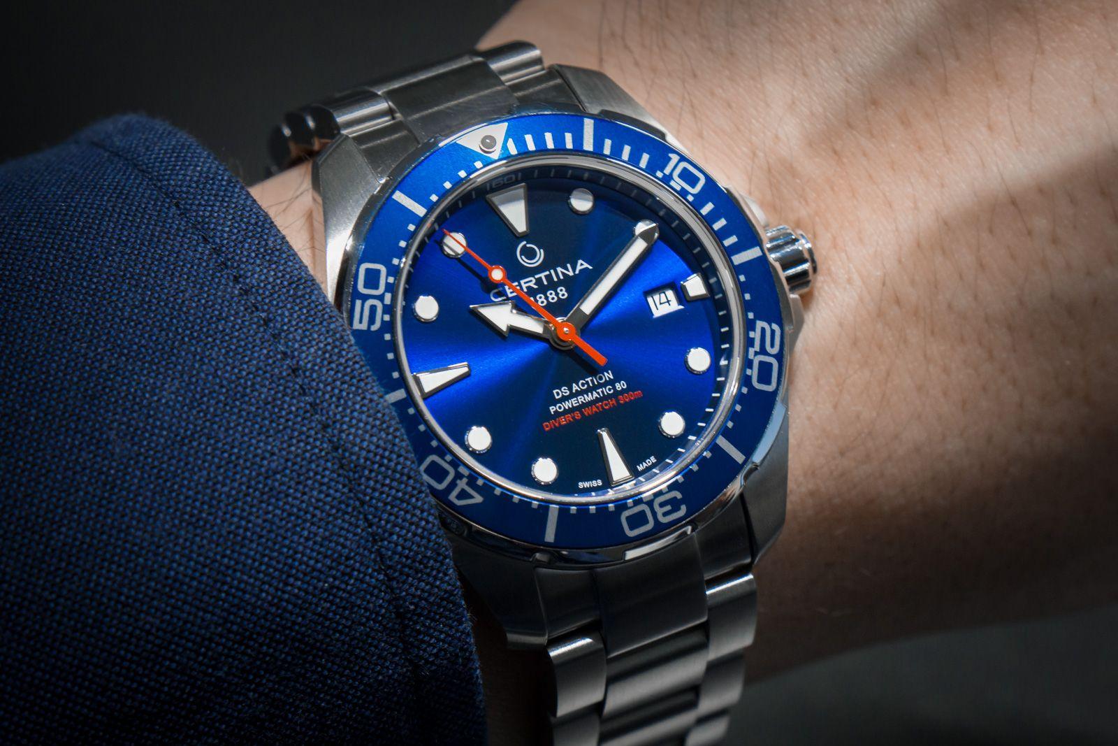 Certina Diver Powermatic 80
