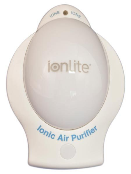 Ionlite Air Purifier Plug In W Nightlight Perfect Choice For