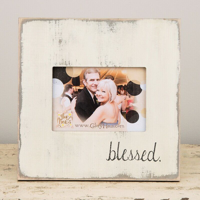 Ebay Link Frame Blessed 11 X 11 Holds 5 X 7 Photo Home Garden Homedcor Frames Ebay Link Fashion Picture Frame Designs Frame Picture Frames