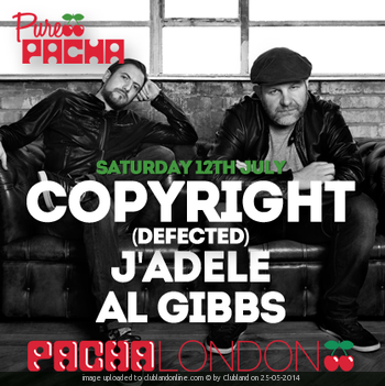 Pure Pacha With Copyright (Defected)
