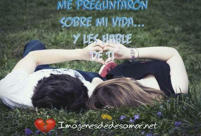 Imagenes Bonitas De Amor Con Frases Enamorados Pasion Parejas
