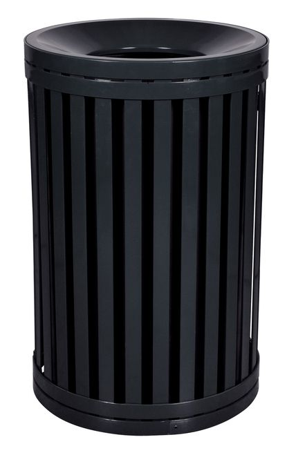 New Patio Trash Can