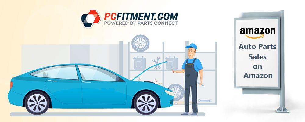 Auto parts sale on amazon with pc fitment auto parts