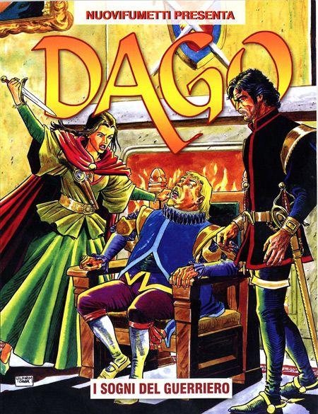 Fumetti EDITORIALE AUREA, Collana DAGO ANNO 16 - 2010