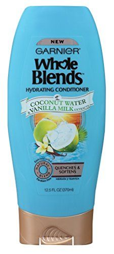 Garnier Whole Blends Condition Coconut WaterVanilla 125 Ounce 370ml 2 Pack *** You can get additional details at the image link.