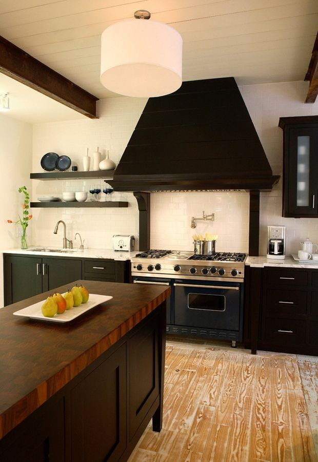 Laminate Butcher Block Kitchen Countertops : Butcher Block: Get the Look with Formica's New Woodgrain Laminates cook . kitchens Kitchen ...