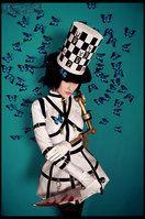 Alice Madness Returns Steampunk Hattress By Katy Angel Alice