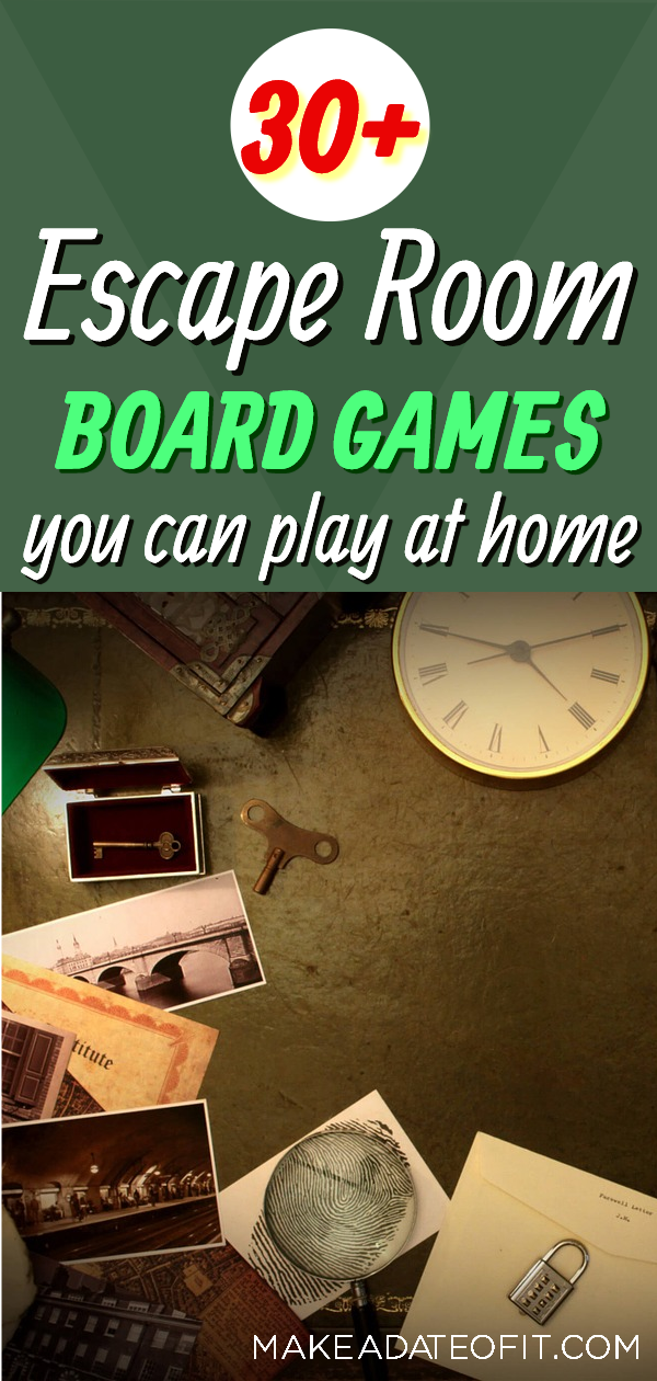 30 Escape Room Games You Can Play At Home Make A Date Of It In 2020 Romantic Date Night Ideas Date Night Ideas For Married Couples Date Ideas For New Couples