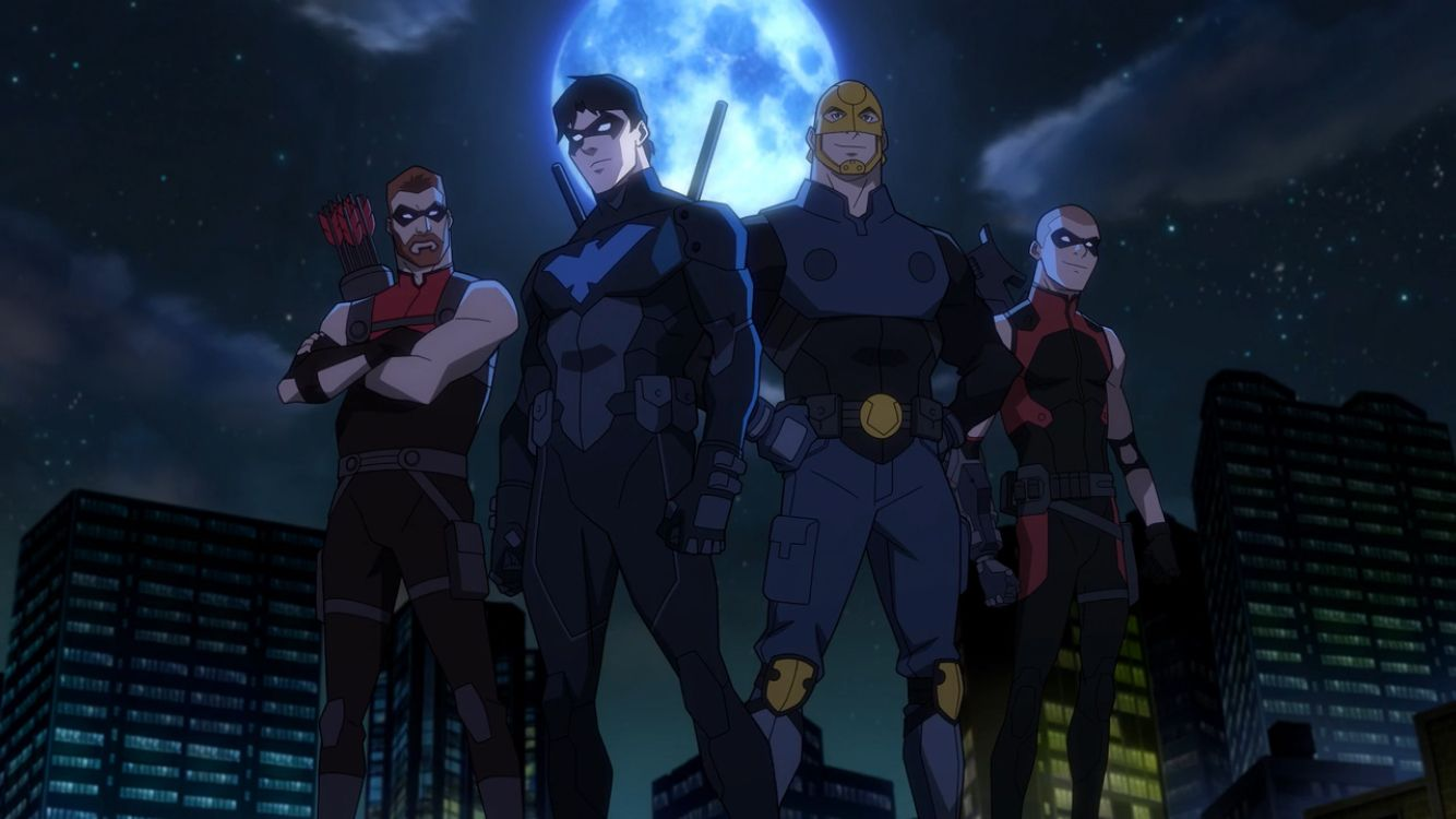 Pin By Spider Clau On Justicia Joven Young Justice Free Comics Online Young Justice Season 3