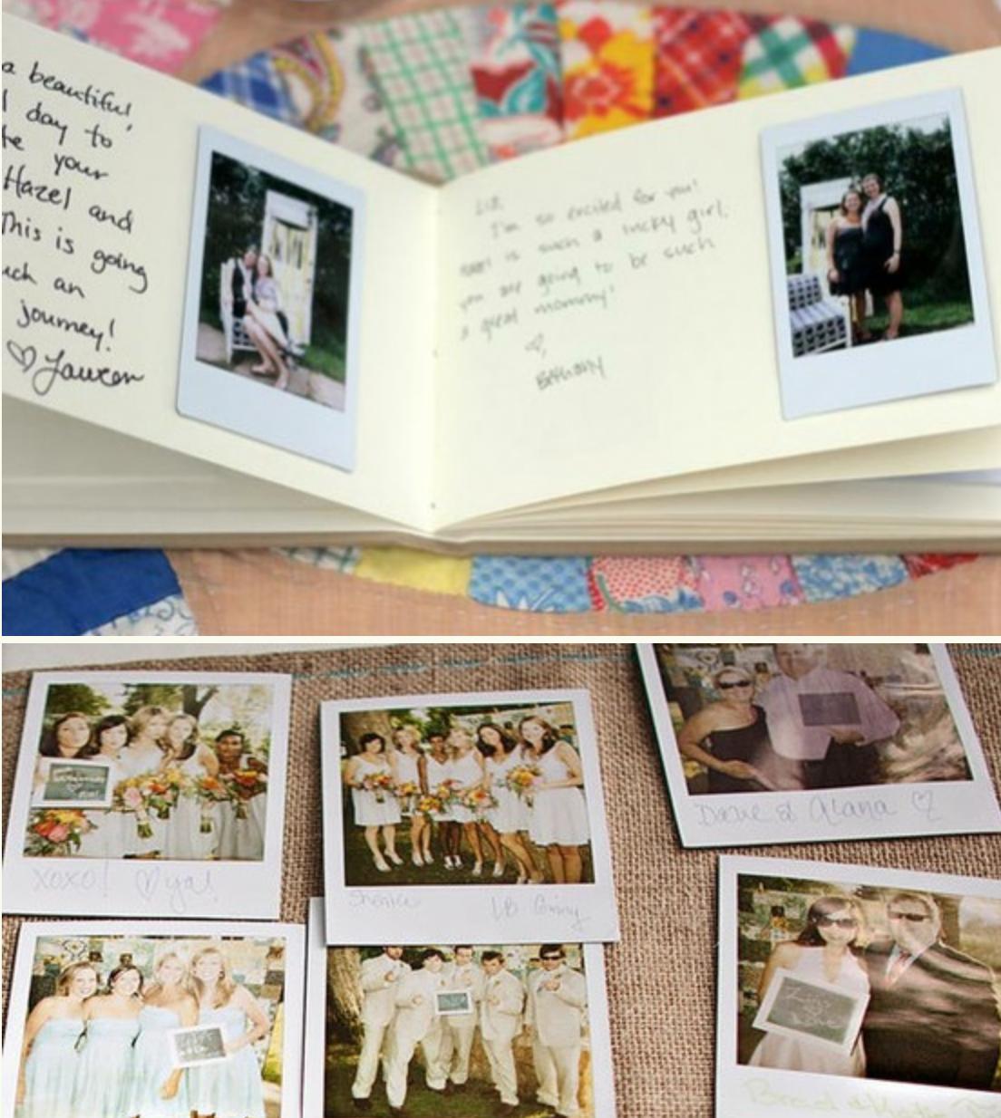 Polaroid guest book | Wedding! | Pinterest | Wedding, Bridezilla and ...