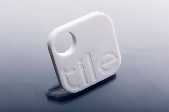 Tile Track and find lost items via crowdsourced iPhone