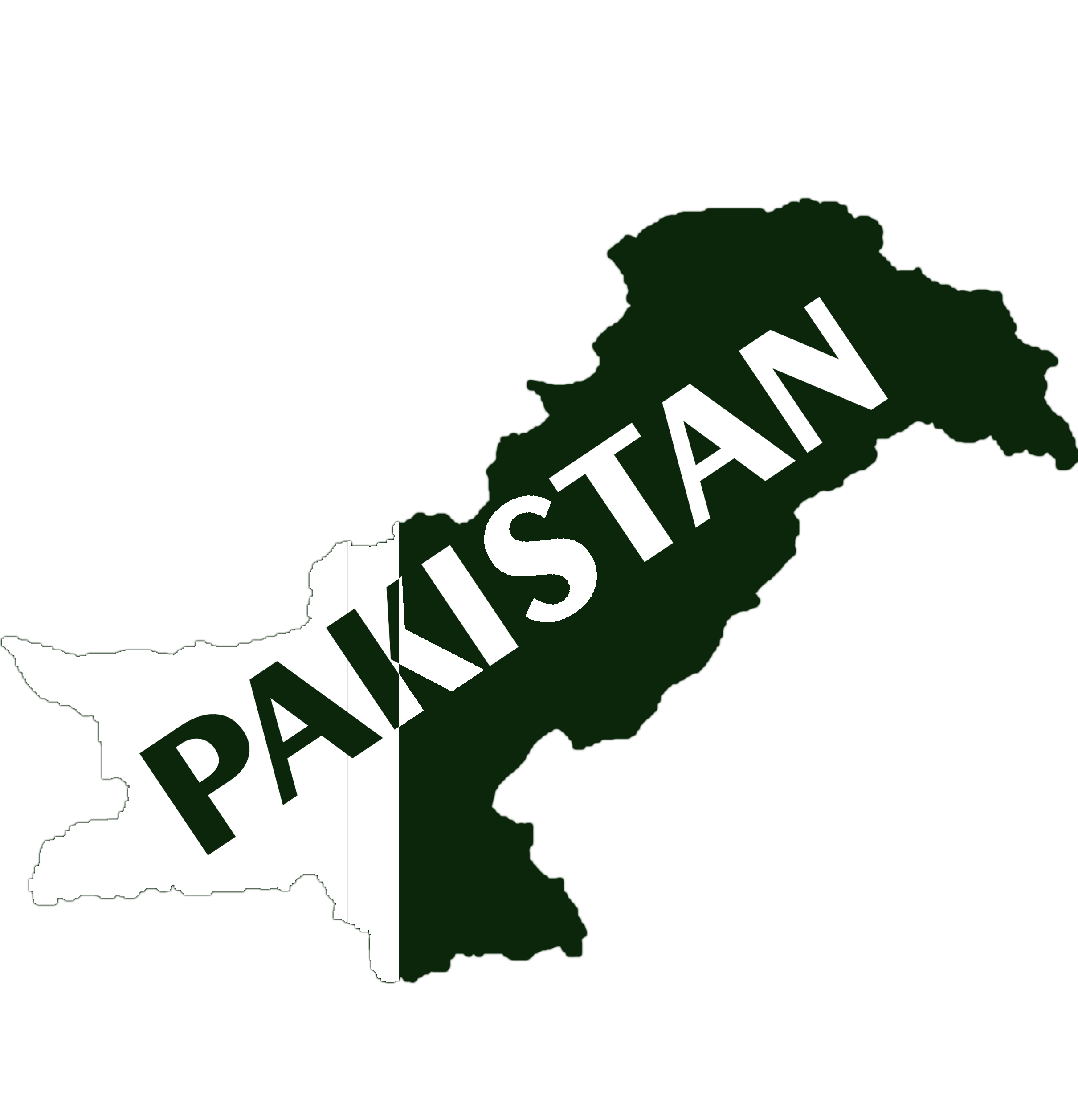 pakistan map pakistan flag pakistan flag in map pakistan