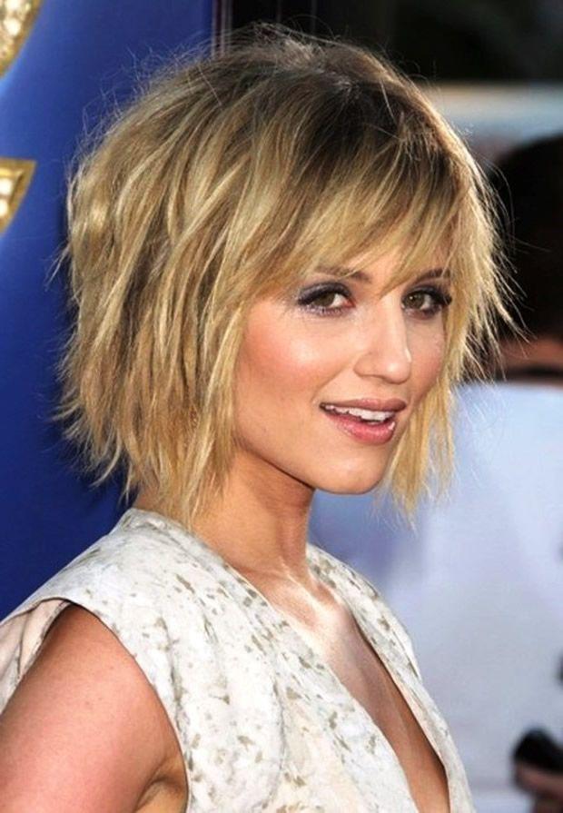 Frisur fur feines welliges haar