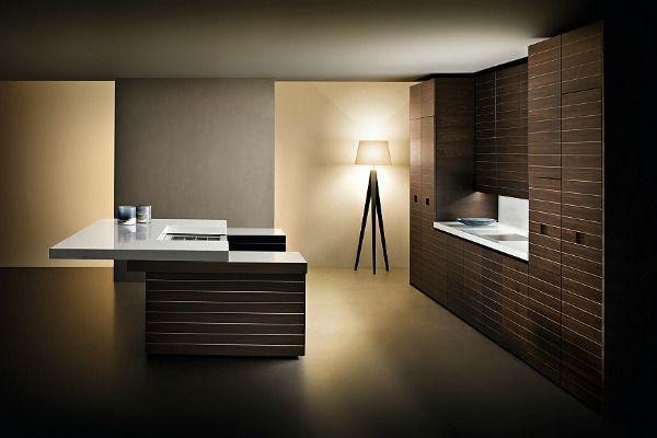 Inspiring Armani/Dada kitchen design
