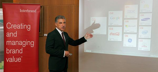 Apple faz história ao derrubar a Coca-Cola e é a marca mais valiosa da Interbrand 2013