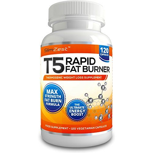 Cool T5 Fat Burners Slimming Pills Super Strong 120 Thermogenic
