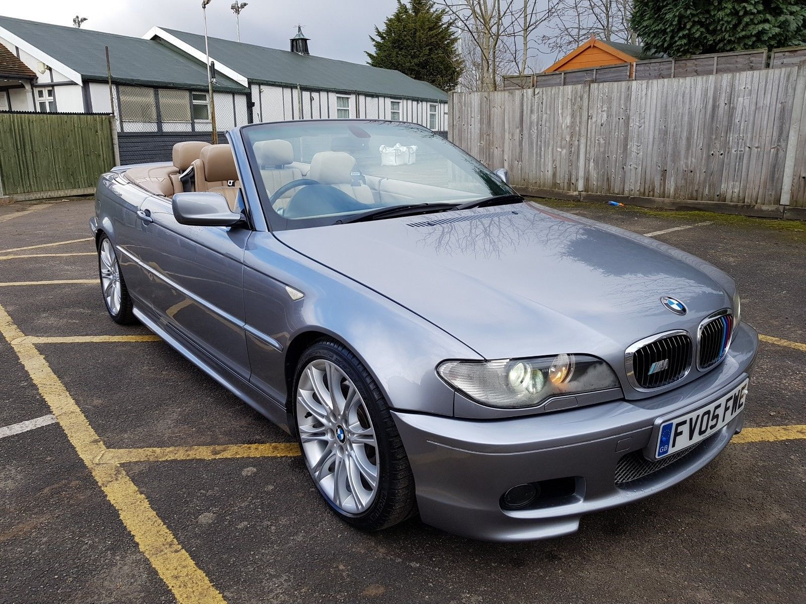 2005 Bmw 3 Series 330ci Sport Smg Gearbox Convertible 3 949 00