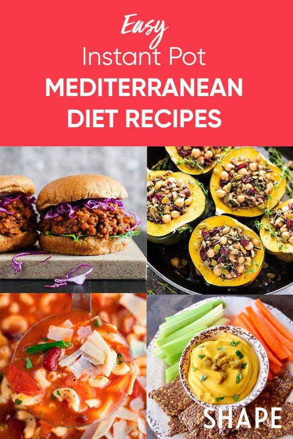 Photo of 10 einfache mediterrane Diätrezepte, die Sie in einem Instant-Topf zubereiten können