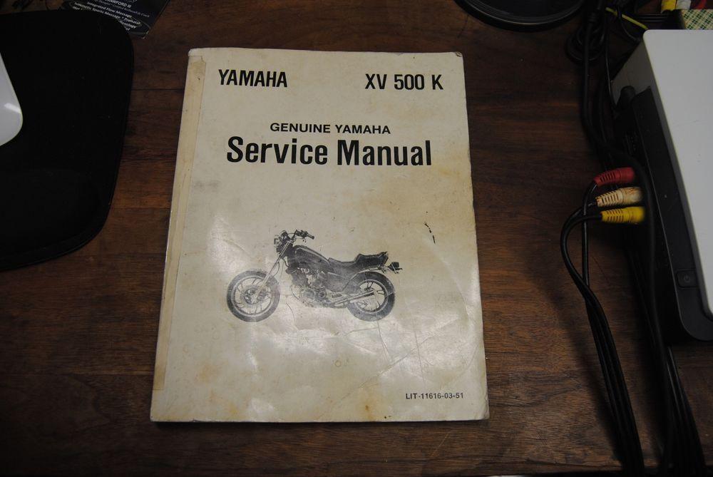 Motorcycle repair manuals & literature | ebay.