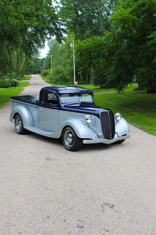 Car Of The Week 1937 Ford Pickup Street Rod