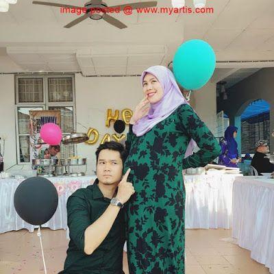 4 Gambar Suasana Birthday Graduasi Baby Shower Isteri Nubhan