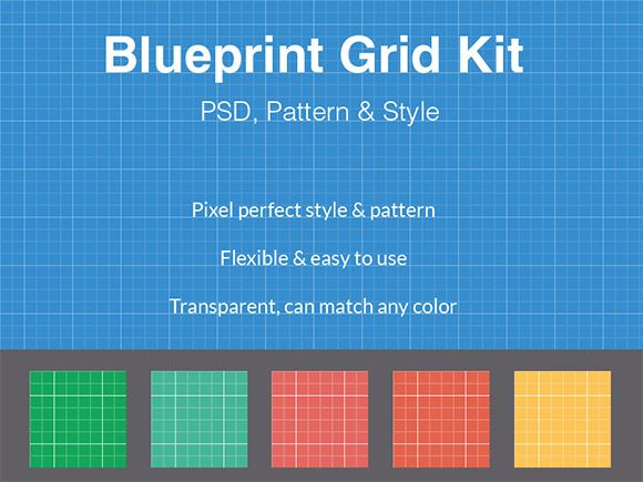 This free blueprint grid kit can be useful for designing icons this free blueprint grid kit can be useful for designing icons construction mock ups logo presentations uiux work websites or just on a malvernweather Choice Image