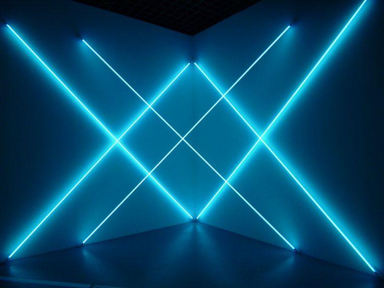 """Dynamo François Morellet """"Triple XXX"""" 2012 on www.myFactory.net"""