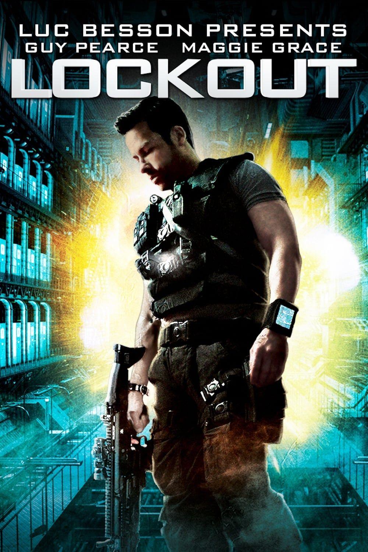 Lockout movie poster poster, bestposter, fullhd,