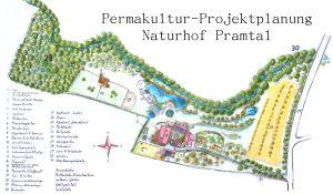 Naturhof Pramtal wurde von Absolventen geplant