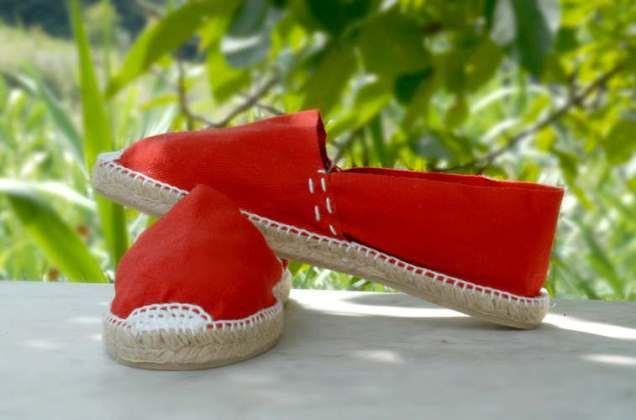Photo of Grande ritorno delle #espadrillas basse come comoda scarpa da mare e per un look…