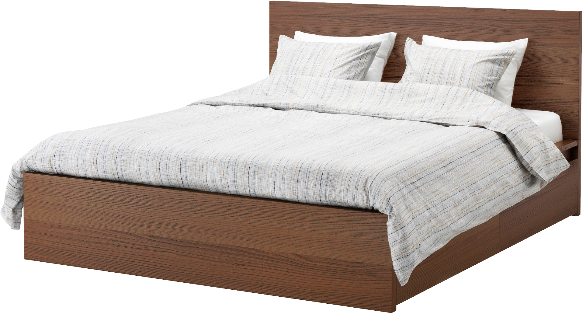Bed Png Image Queen Size Bed Frames High Bed Frame Bed