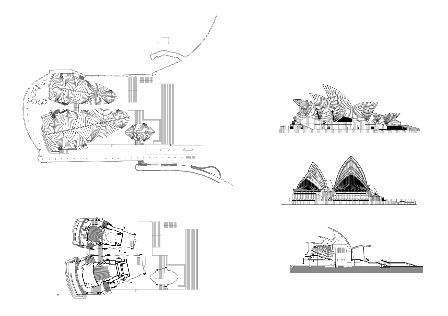 sydney opera house layout home and house style pinterest