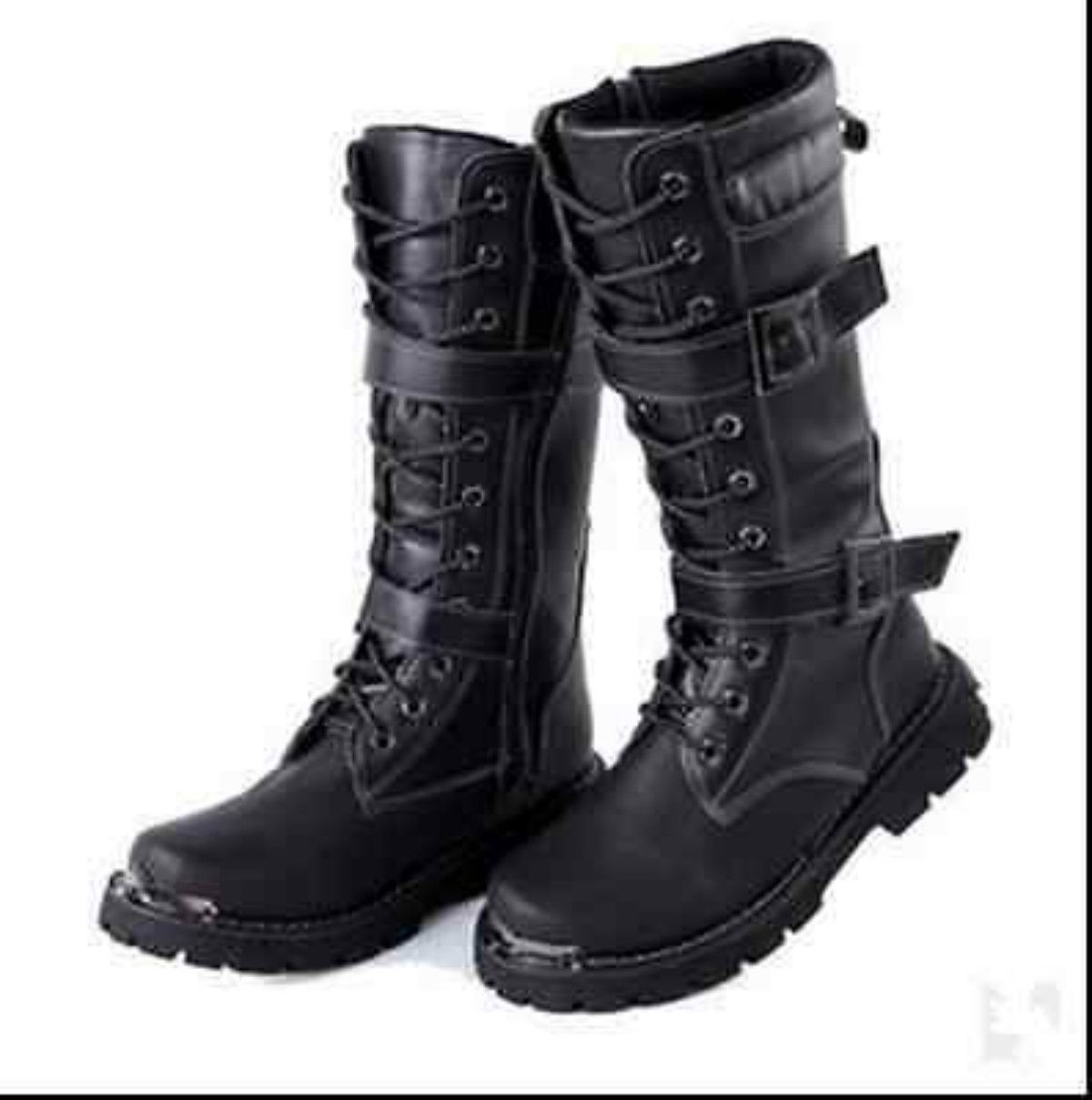 0df713d59a Tokyo Ghoul Kirishima Ayato Cosplay Shoes  boots Custom Made Free Shipping Botas  Masculinas Preta