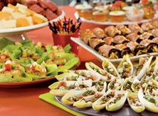 Browse All Recipes Appetizer buffet, Appetizer recipes