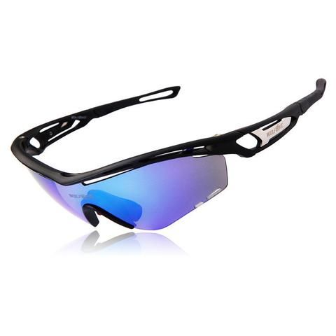 e8192d04d9 Black Cycling Sports Sunglasses  Cycling  CyclingSunglasses ...