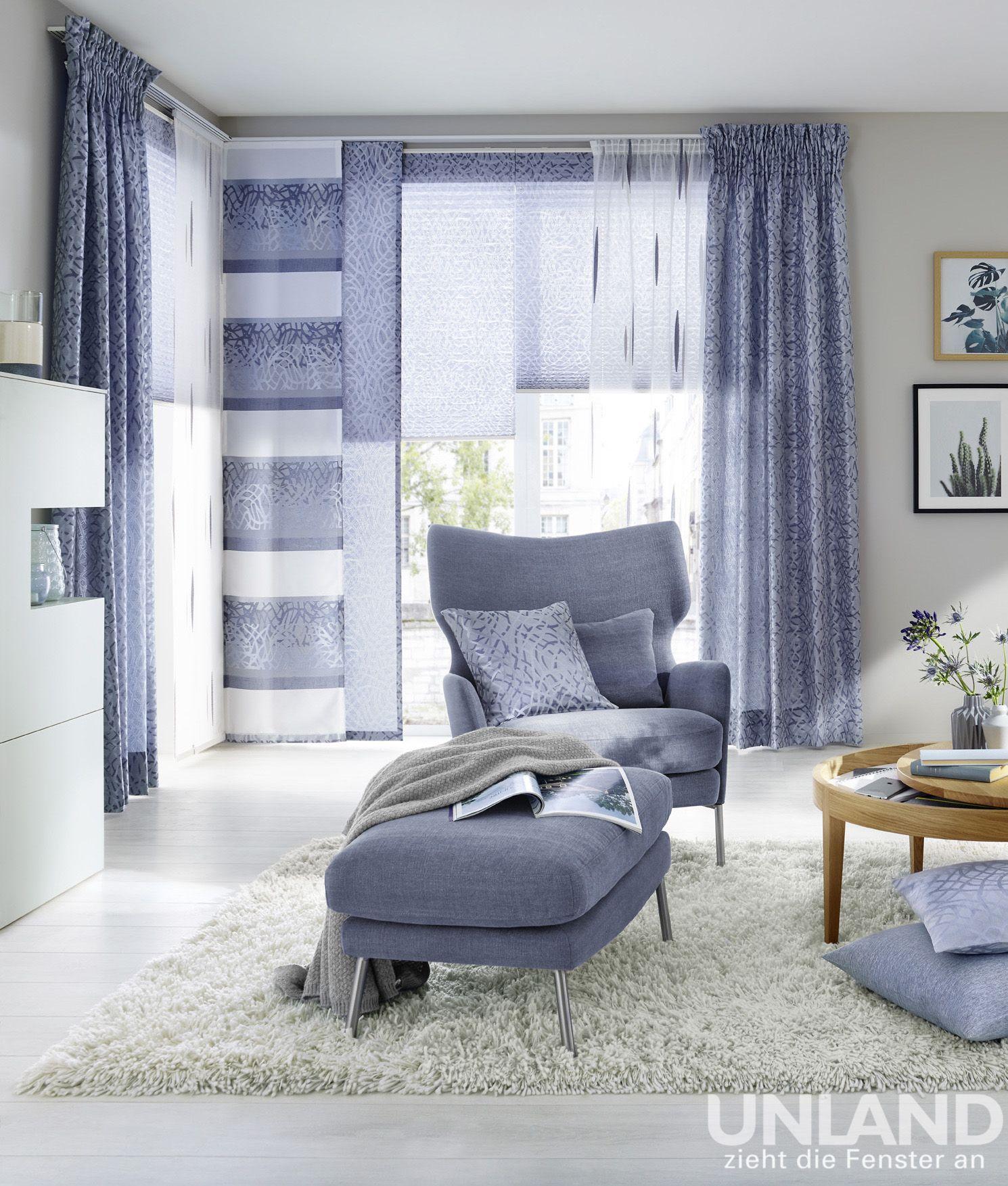 Fenster Vita Gardinen Dekostoffe Vorhang Wohnstoffe Plissees