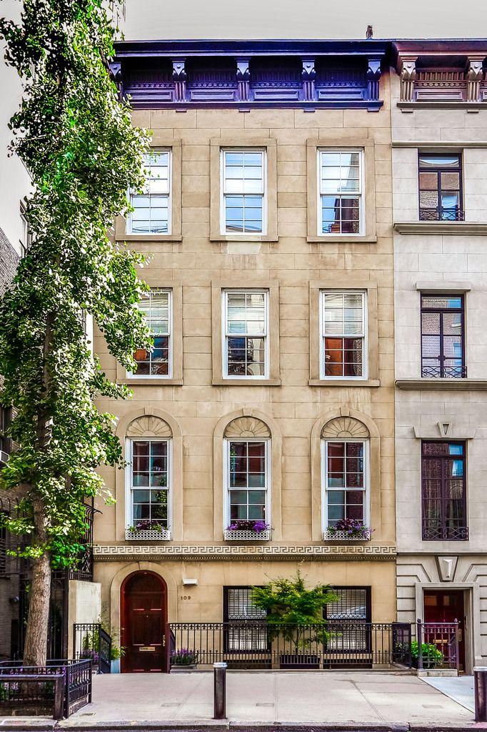 Townhouse Upper East Side, NYC Apartamentos, Edificios