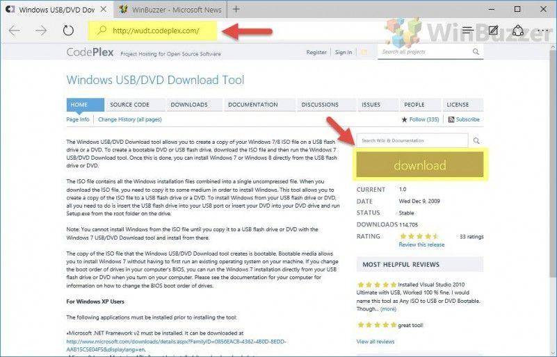 How To Create Windows 10 Installation Usb Flash Drive Iso Dvd