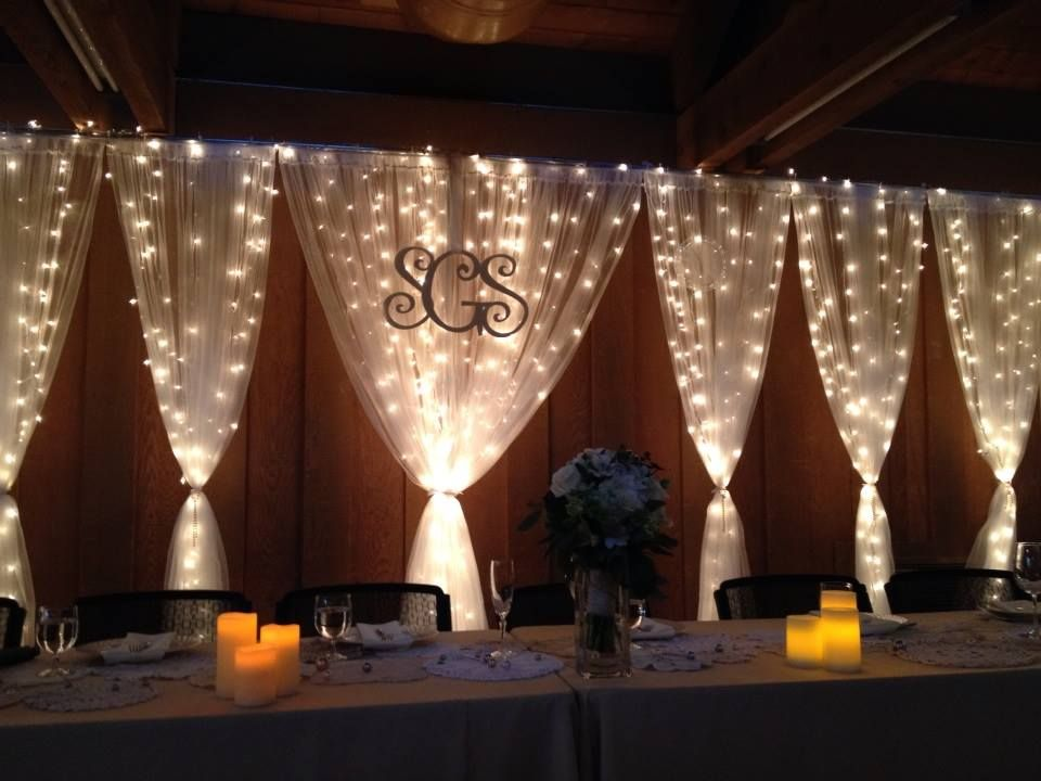 The Backdrop Came Out Really Well Frame Of Conduit Ikea Tulle