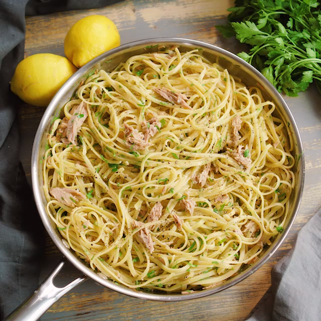 Photo of Super simple and delicious: the tuna pasta from BODY KITCHEN