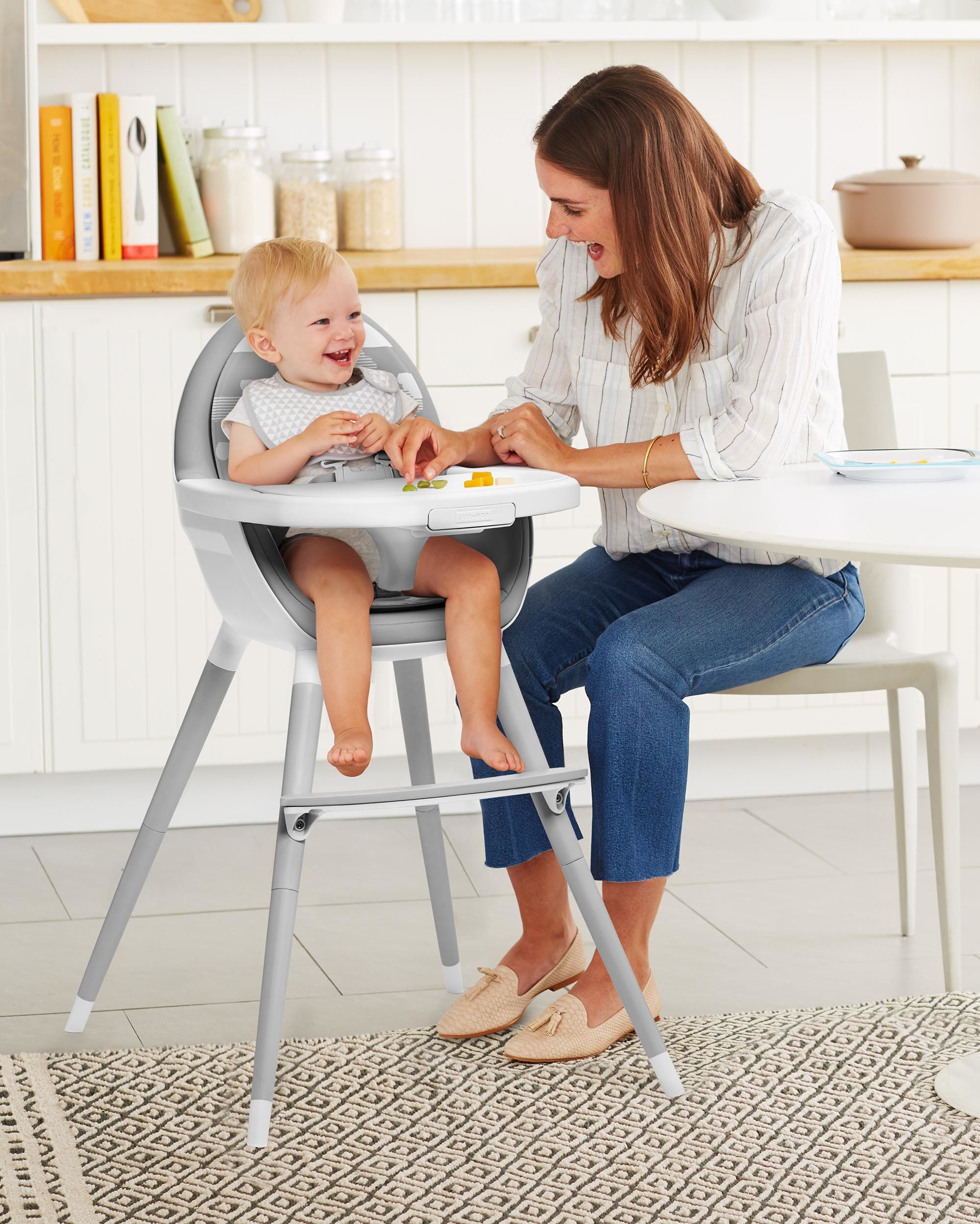 Skip Hop Tuo Convertible High Chair Convertible high