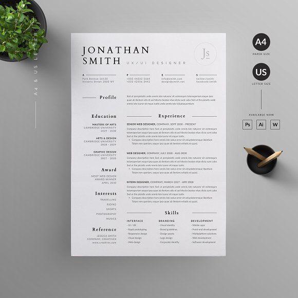 Resume Cv, Resume Summary Examples, Marketing
