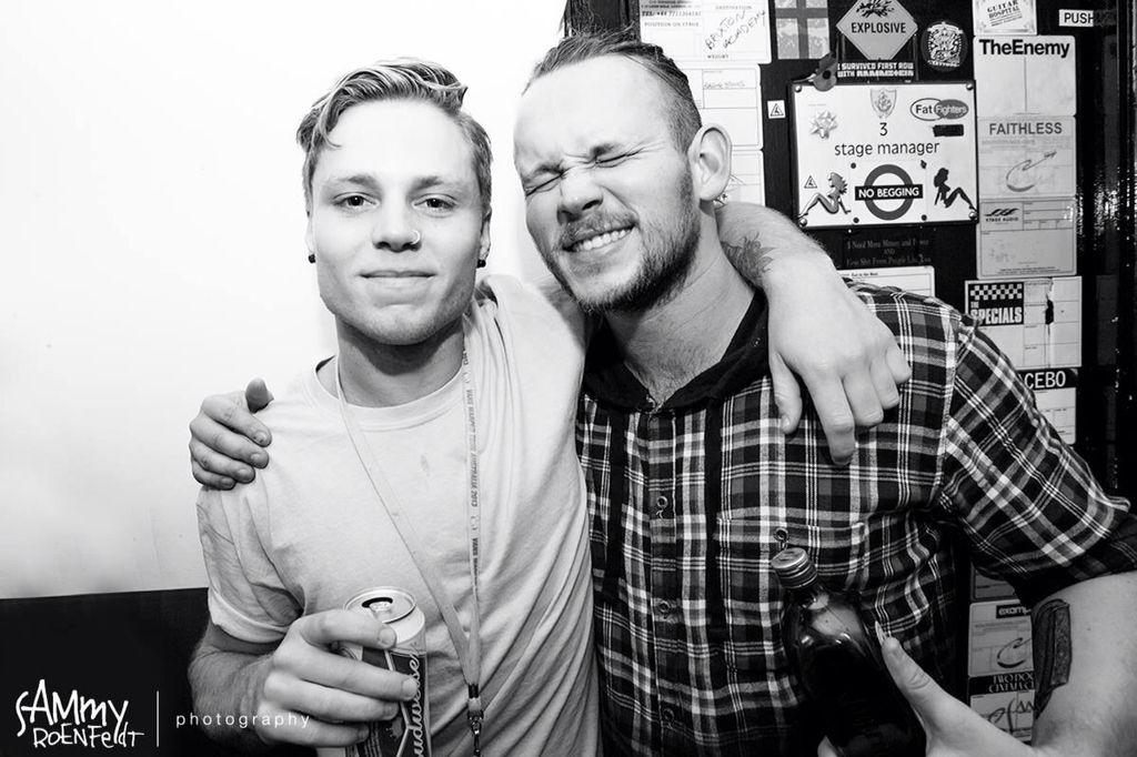 Matty Best & Jake Hardy