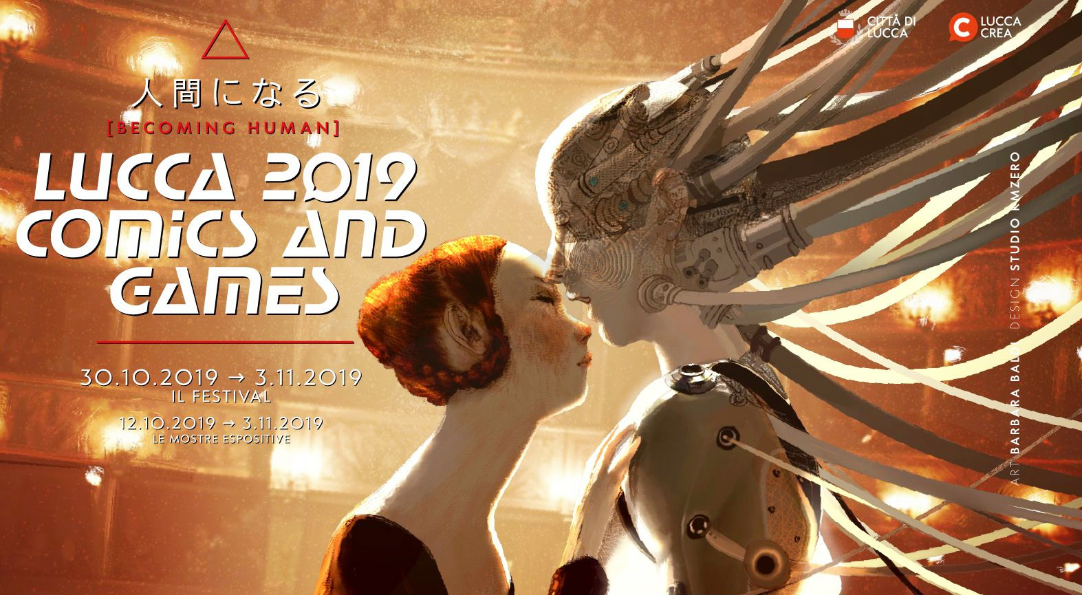 Image result for Lucca Comics &Games 2019