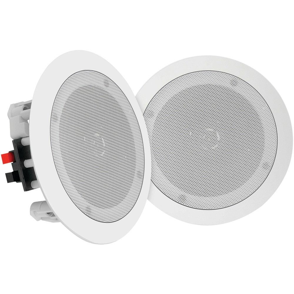 Pyle Home 5 25 Bluetooth Ceiling And Wall Speakers