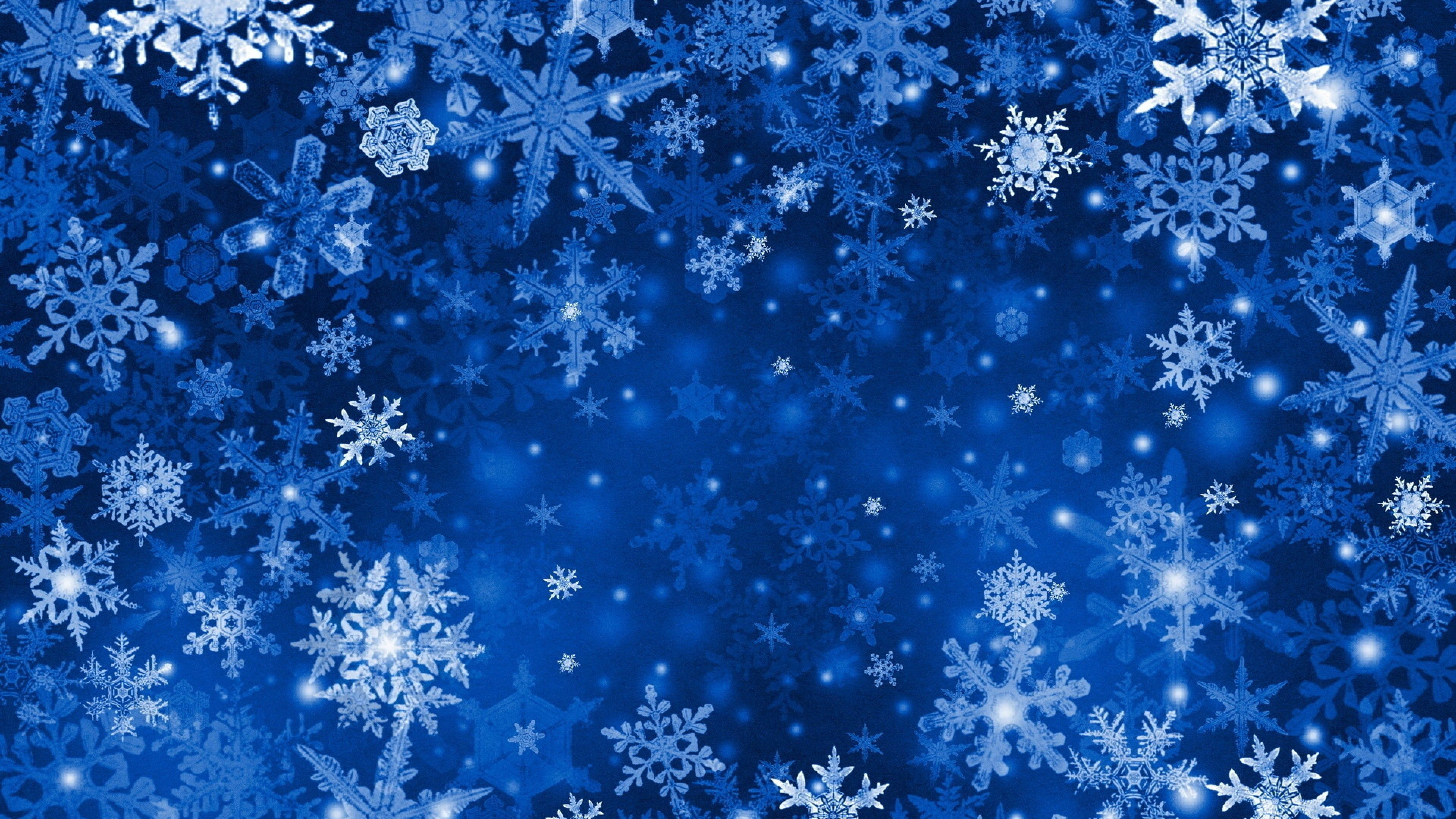 winter background wallpaper hd Snowflake wallpaper